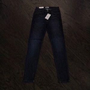 NWT Judy Blue Dk Blue High waist skinny jean